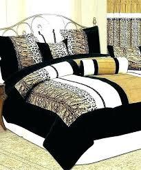 animal print bedding sets queen comforter cute fancy king s top se
