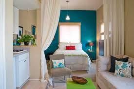 Beautiful Furnishing A Studio Apartment Images Amazing Design - Tiny studio apartment layout