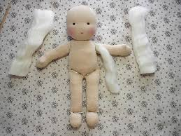 Waldorf Doll Pattern