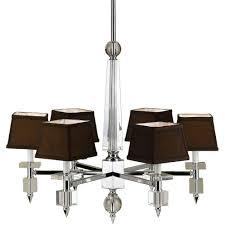 af lighting 6685 6 light chrome crystal chandelier