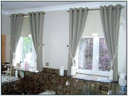 curtains with blinds. Curtains And Blinds Together Home Design Ideas Pictures With A