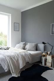 Herbstschlafzimmer In Grautönen Bedroom Graue Wand Schlafzimmer