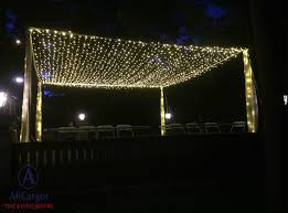 ... 20x20 Light Canopy Rental ...