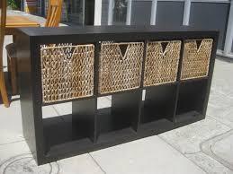 storage furniture with baskets ikea. Storage Cubes With Baskets And Nice 6 Cube Horizontal Organizer, Black Design - Shelves Wicker Baskets, Ikea. Furniture Ikea Pinterest