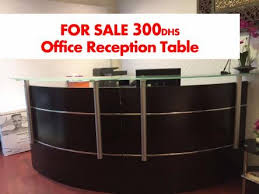 office reception table. Brilliant Reception Office Reception Table For Sale  Image 1 Intended