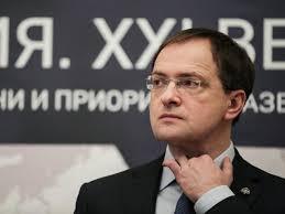 Минобрнауки отказалось выдать материалы диссертации Мединского для  Владимир Мединский