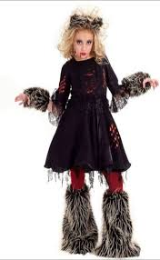 make a werewolf costume for kids