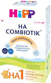 Hipp Vs Holle Formula Chart Hypoallergenic Ha Stage 1 Combiotic Infant Milk Formula 500g German Version