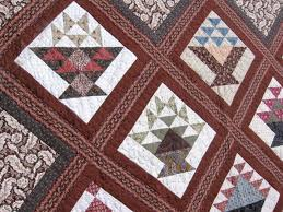 Antique Basket quilt | Wild Onion & You can't see the quilting? No, it's not your computer monitor. It's not  even my computer monitor! As a professional longarm quilter, I felt  compelled to ... Adamdwight.com