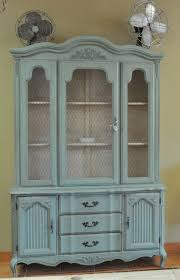 painted french china cabinet painting a cabinet
