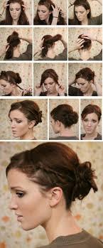 Frisuren Einfach Selber Machen Anleitung