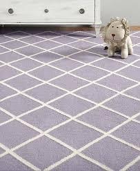 purple nursery rug baby girl grey and white rugs room