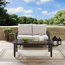 outdoor patio furniture. Cream 2 Piece Outdoor Patio Furniture Set - Kaplan | RC Willey  Store Outdoor Patio Furniture