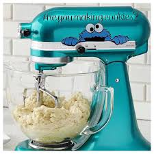 Kitchen Aid Ice Blue Kitchen Aid Mixer Etsy