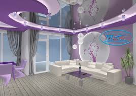 ceilings designs ideas three dimensional design of stretch ceilings and gypsum board ceilings in