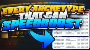 Speed Boosting Chart 2k19 Every Build That Can Speedboost Momentum In Nba 2k19 By Archetype Height Wingpsan Chart