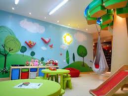 Kids Bedroom Paint For Walls Kids Room Impressive Design Kids Playroom Ideas Features Cream