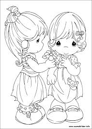 precious moments free printable coloring pages