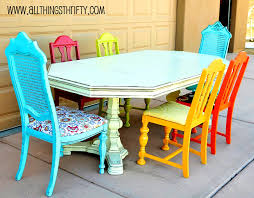Small Picture Furniture Exquisite Rustic Mismatched Dining Chairs Best Table
