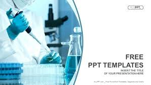 Science Presentation Powerpoint Template Scientific Templates Free