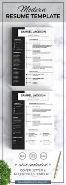 Resume Link Clean And Simple Resume Template Professional Resume Design Career 11