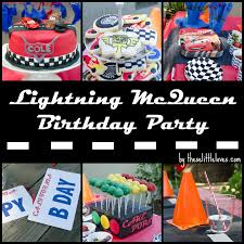 these little loves lightning mcqueen a cars rd birthday party lightning mcqueen a cars 3rd birthday party