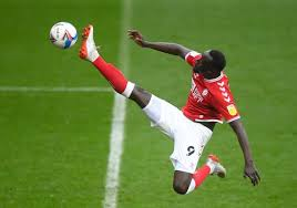 Bristol City boss 'relaxed' about Famara Diedhiou situation despite  Middlesbrough 'interest' - Teesside Live