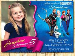 Free Frozen Invitation Template Opusv Co