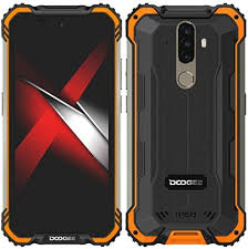 <b>DOOGEE S58</b> PRO Rugged Smartphone Android 10, 5.7'' SIM Free ...