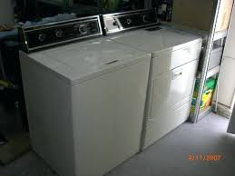 kitchenaid washer and dryer. Kitchenaid Washer And Dryers Dryer Washing Machine Additional Capability Heavy Responsibility For From . A