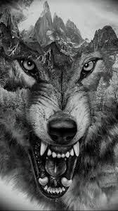 фото тату волк 20052019 041 Photo Tattoo Wolf Tattoo Photoru