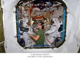 astronaut in esuit stock photos and
