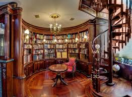 home library office. Home Library Office Design Ideas