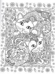 Small Picture The Hearts Have It coloring page This is a digital file purchase