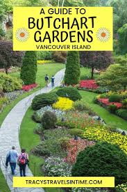 a guide to butchart gardens vancouver island travel canada