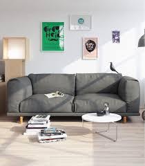 replica muuto rest sofa modern style