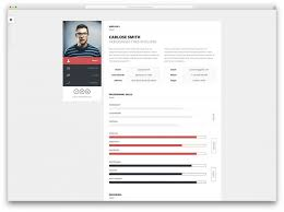 Free Resume Websites Templates Memberpro Co Online Format Split
