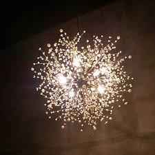 modern chandeliers firework led vintage wrought iron with 8 lights chandelier island pendant lighting living room