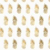 pineapple wallpaper. gold pineapple rows wallpaper r