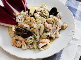 How to Make Italian Seafood Salad ...