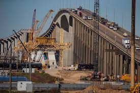 Traylor Design And Construction Harris County To Halt Ship Channel Bridge Construction To