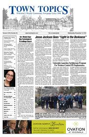 Town Topics Newspaper November 14, 2018 by Witherspoon Media Group ...
