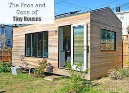 tiny houses com. post image for the pros and cons of tiny houses com s