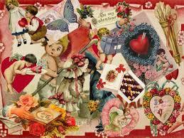 vintage valentine desktop background. Fine Vintage Valentines Wallpaper 20 By Ann McLaren On DeviantART 900x675 And Vintage Valentine Desktop Background