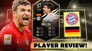IS HE ANY GOOD? 👀 (87) INFORM (IF) MULLER PLAYER REVIEW! - FIFA 21 -  YouTube