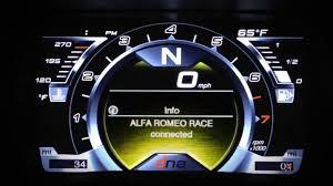 2017 Alfa Romeo 4C How-To | DNA Handling Modes - YouTube
