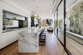 Long Kitchen Designs And Contemporary Kitchen Design Ideas By Way Of  Existing Foxy Environment In Your Home Kitchen Utilizing An Incredible  Design 13