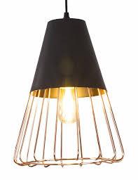 Hanglamp Draadstaal Koper Scaldare Acerno A Tot Z Led
