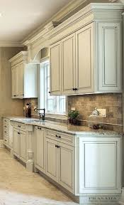 white kitchen cabinets with white countertops french