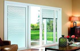 windows with blinds in the glass surprising most between for window ideas home interior